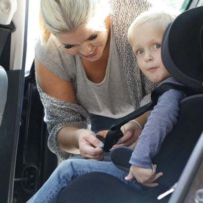 6 Considerations for Selecting an Adaptive Car Seat