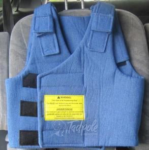 Merritt Manufacturing Booster Positioning Vest
