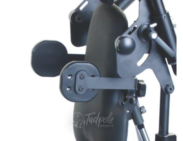 EasyStand Bantam Hip Supports for Extra Small (pair, for planar seat only)