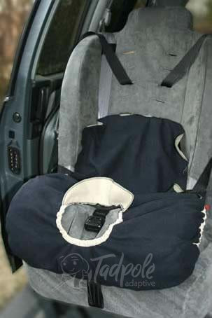 Roosevelt Car Seat Incontinent Cover