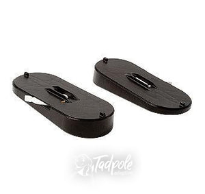 "Rifton Pair of Large Wedges (5"" x 1 1/2"" x 10 1/2"") (E434)"