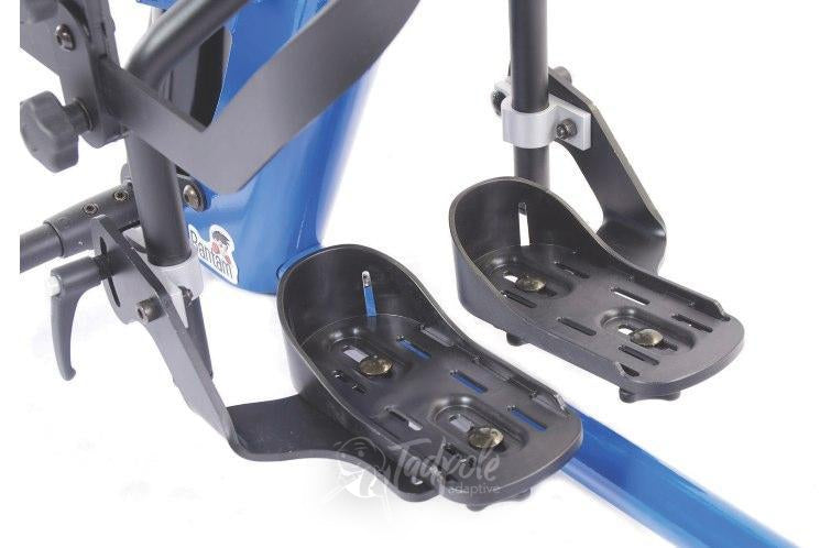 EasyStand Bantam Multi-Adjustable Footplates for Extra Small (replaces std. foot plates)