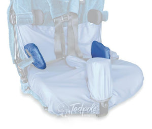 Inspired by Drive 2400 APS Incontinence Hip Pad Covers (pair) (2406)