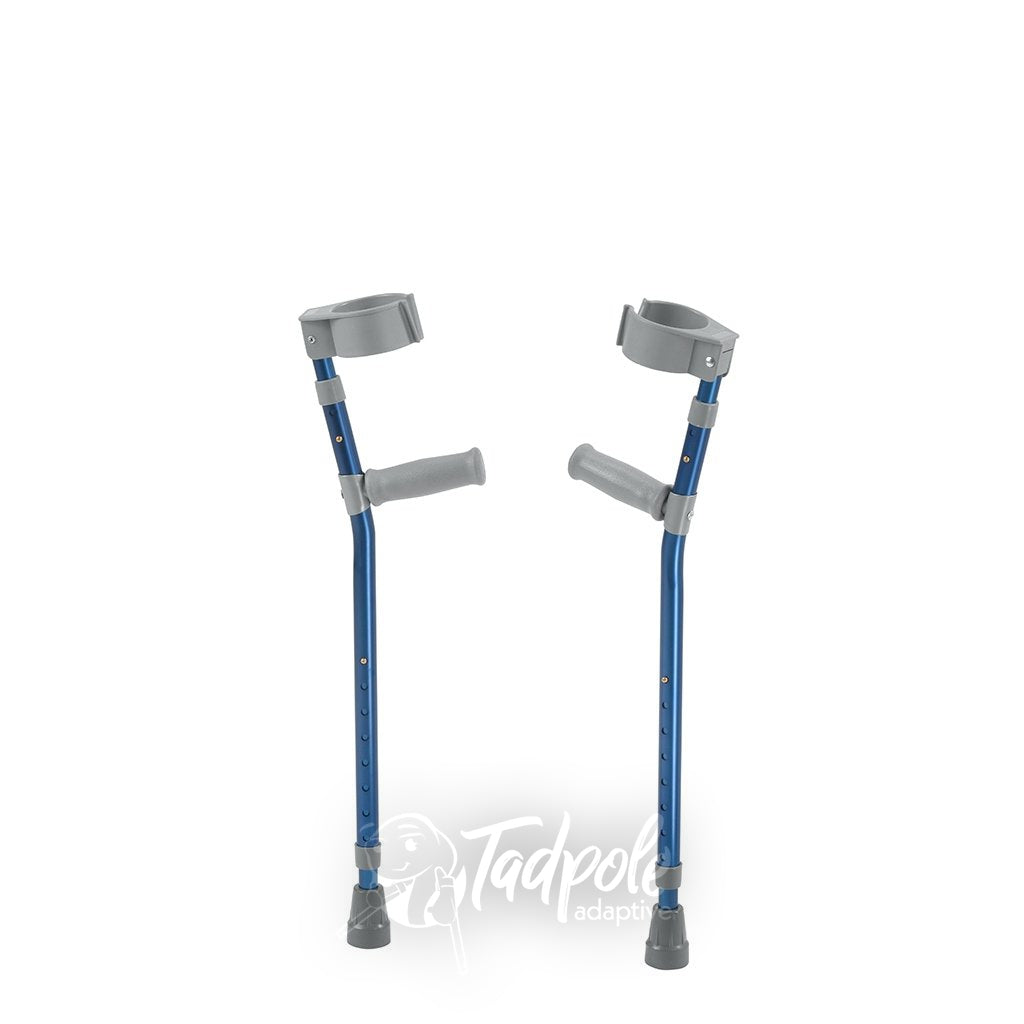 Inspired by Drive Forearm Crutches Green Varient