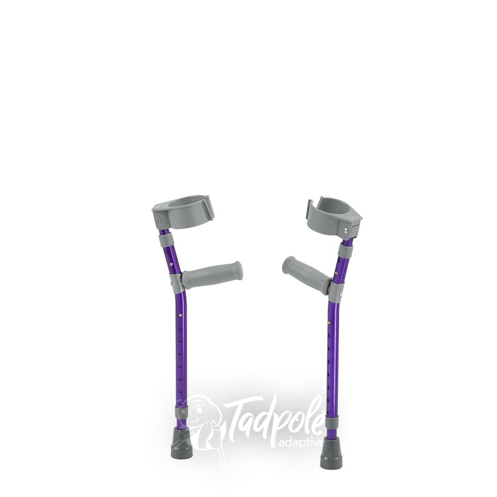 Inspired by Drive Forearm Crutches Blue Varient