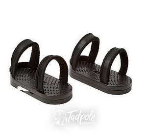 "Rifton Pair of Small Sandals (3"" x 7"") (E422)"
