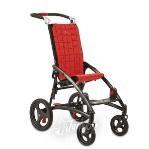 R82 Cricket Special Needs Stroller, main image in Red.