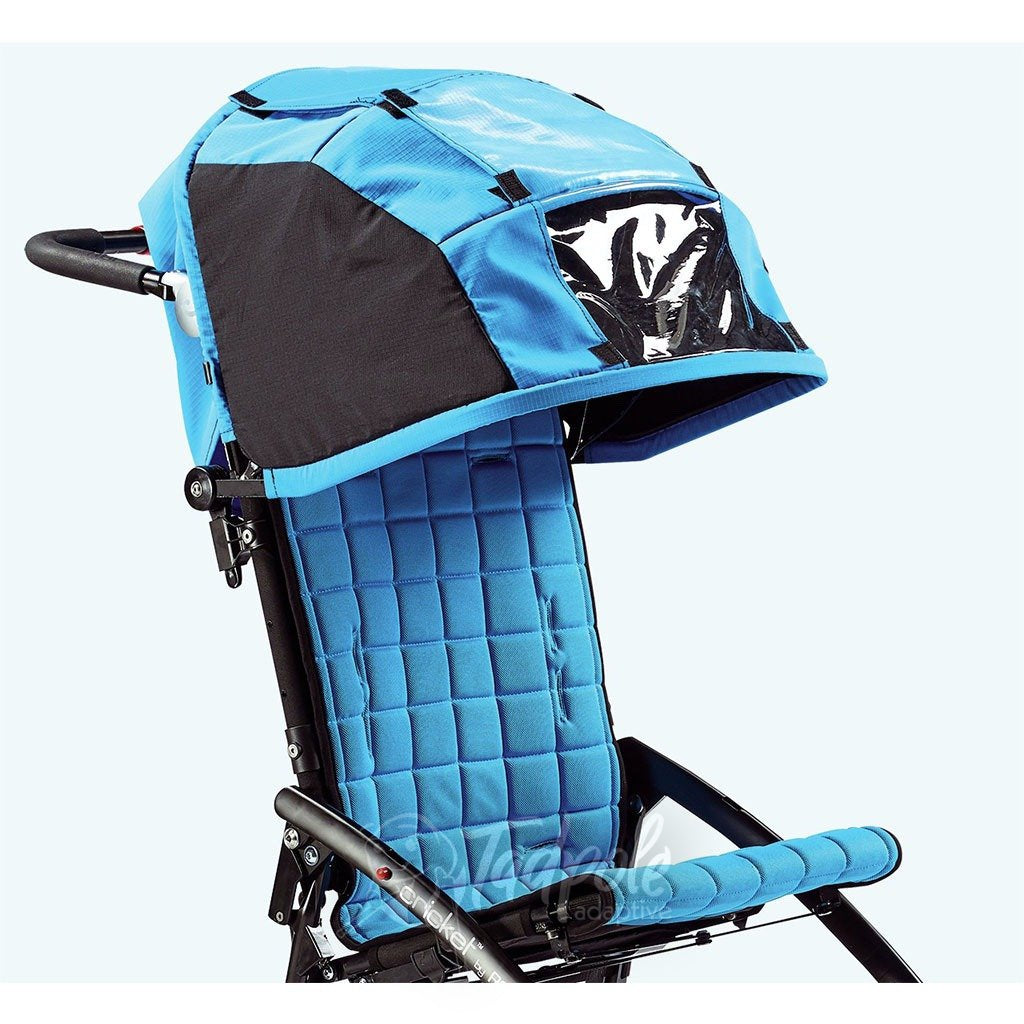 R82 Cricket Special  shown in blue with canopy.
