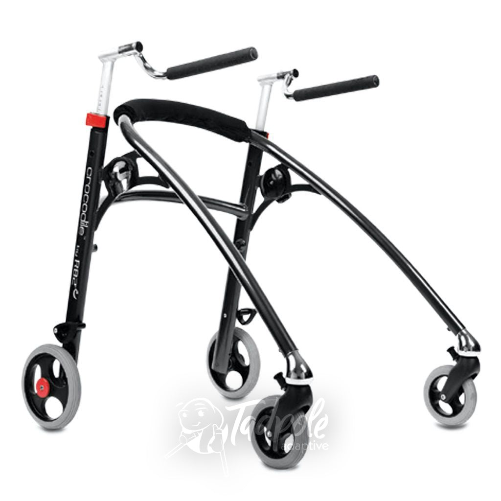 R82 Crocodile Gait Trainer Side View