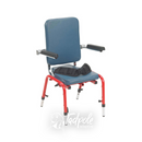 Inspired by Drive First Class School Chair shown with adjustable legs.