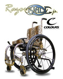 Colours RazorBlade Jr. Youth Wheelchair