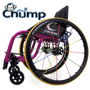 Colours Chump Youth Wheelchair