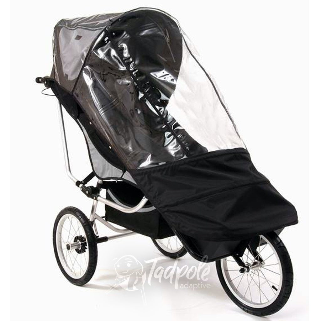 Axiom Endeavour Indoor/Outdoor Mobility Jogger with Canopy