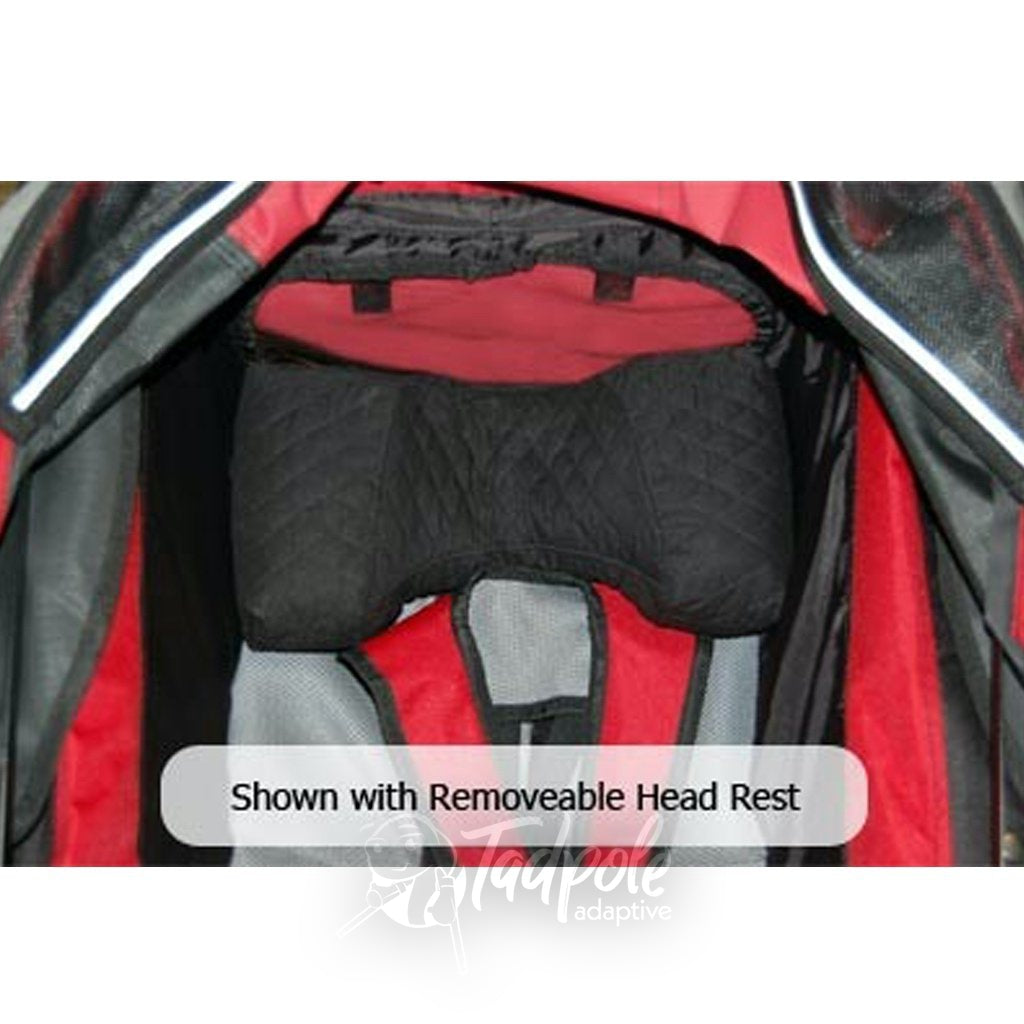 Adaptive Star Axiom Lassen with optional removable headrest.