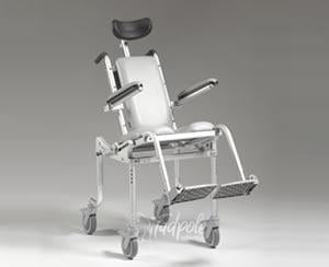 Nuprodx MultiCHAIR 4000Tilt Pediatric Commode/Shower Chair