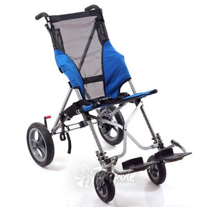 Convaid Metro Stroller, main image in blue.