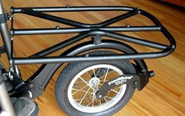 FreeWheel Rack Wheelchair Attachment