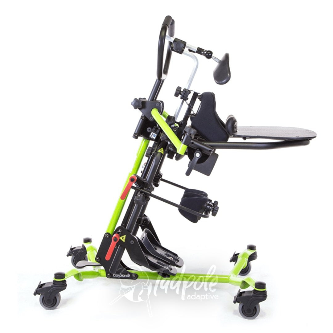 EasyStand Zing MPS Size 1 in green, in forward position.