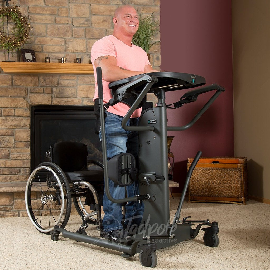 EasyStand StrapStand, Man standing at home