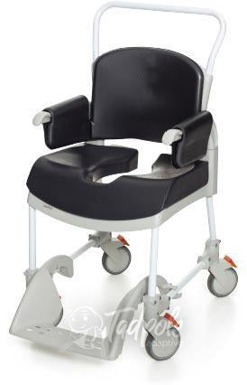 Etac Clean Comfort Mobile Shower/Commode chair