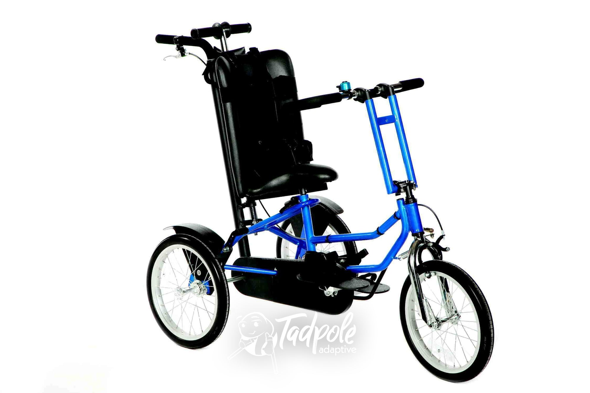 Freedom Concepts Discovery Series DCP 16: Rear Steer Special Edition Adaptive Tricycle