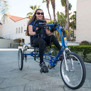 Odyssey ASR 2011 (RSSED) Adaptive Trike by Freedom Concepts