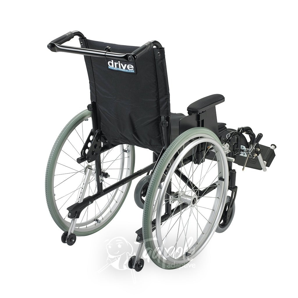 Inspired by Drive Cougar Wheelchair Rear view