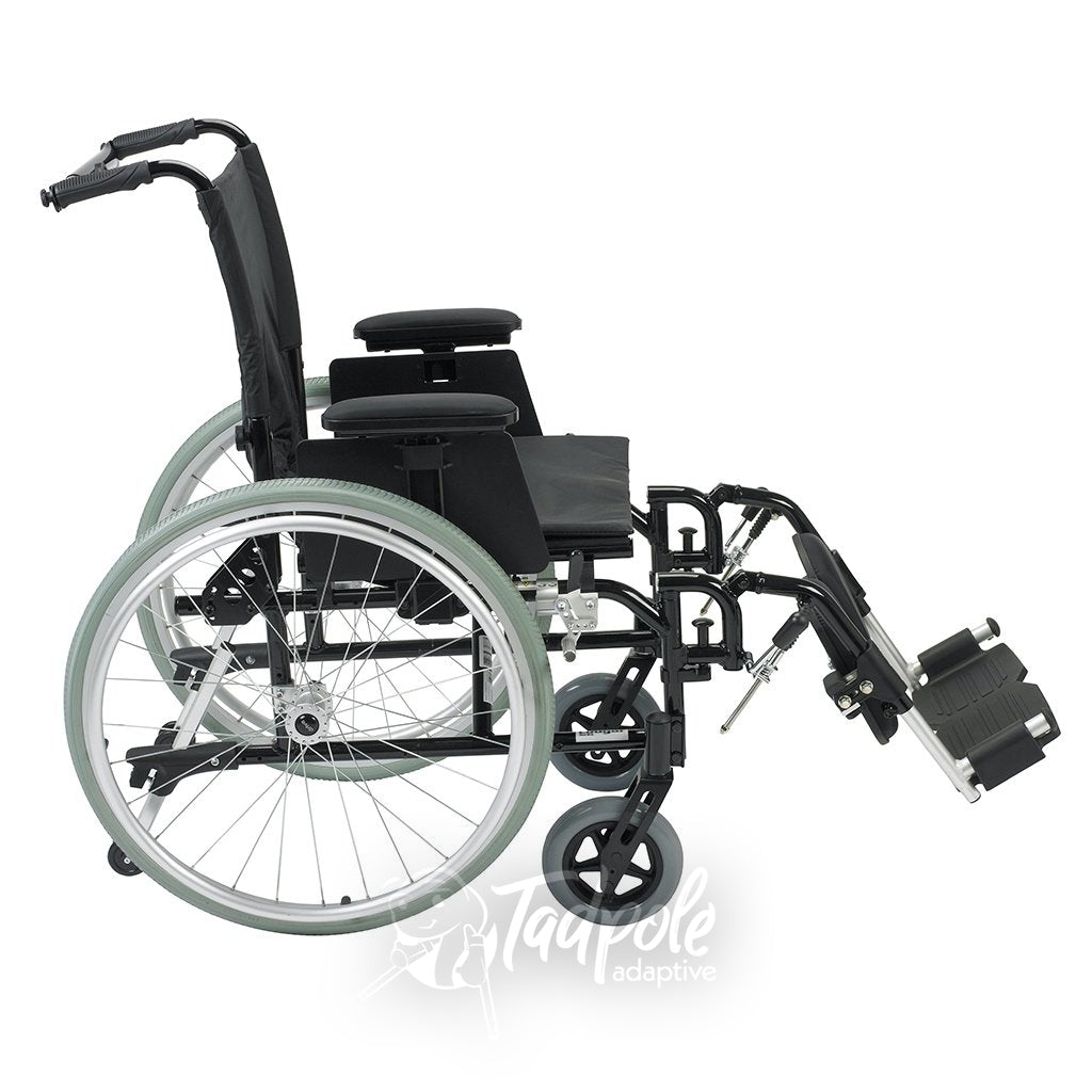 Inspired by Drive Cougar Wheelchair Side view