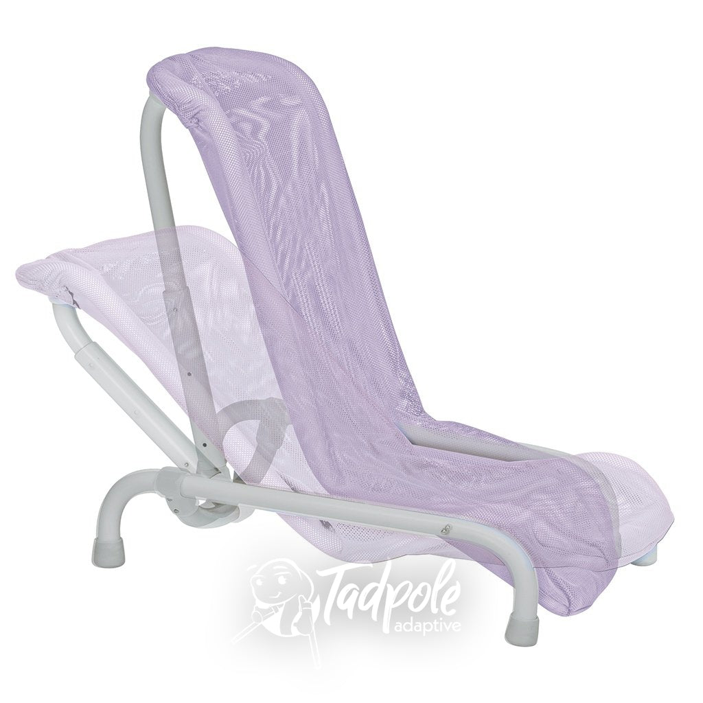 Inspired by Drive - Contour™ Deluxe Bath Chair reclining positions.