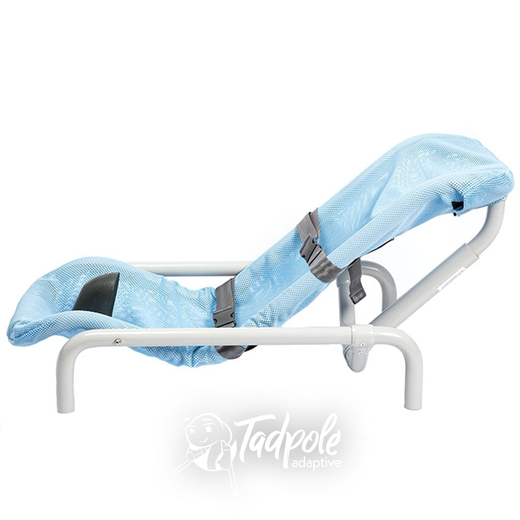 Inspired by Drive Contour™ Deluxe Bath Chair with straps.