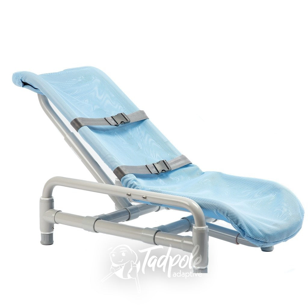 Inspired by Drive Contour™ Supreme Bath Chair, blue main image.