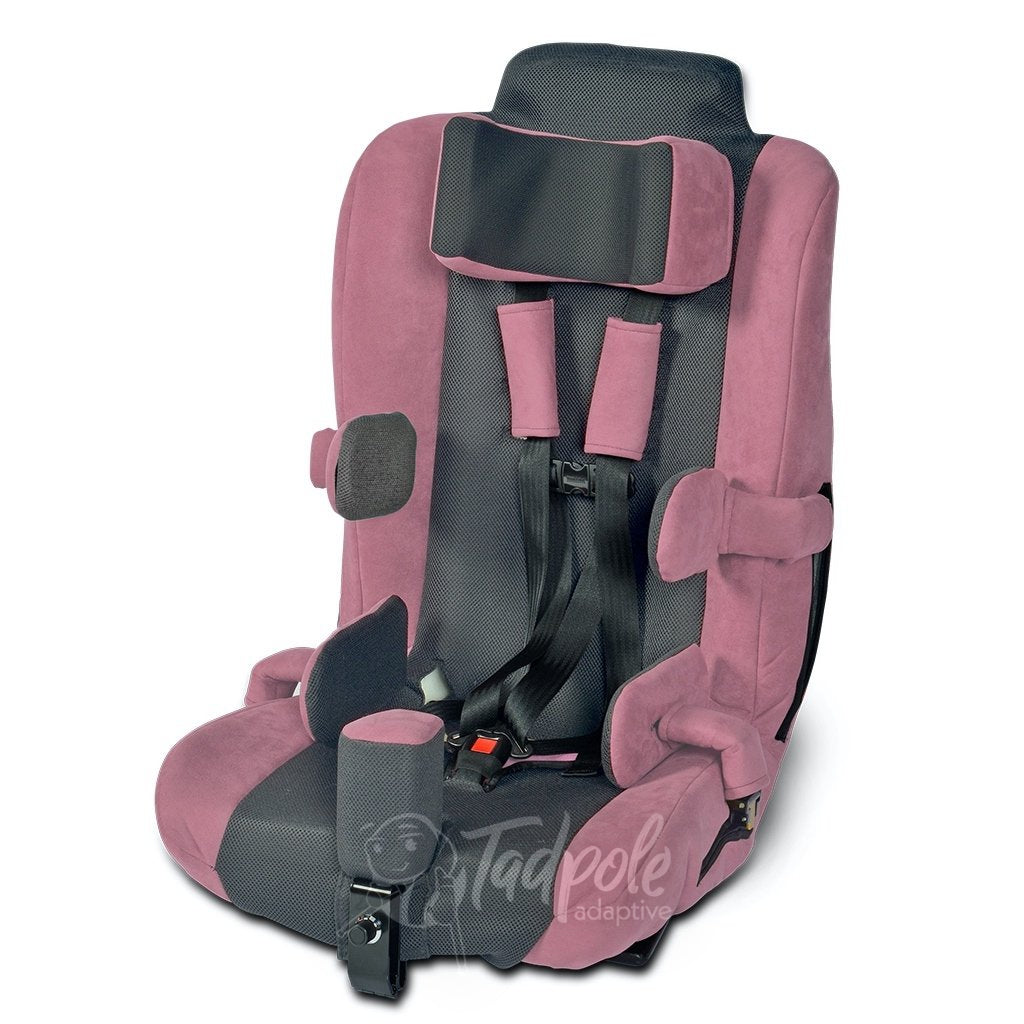 Inspired by Drive Spirit Plus Car Seat in Convertible Pink.