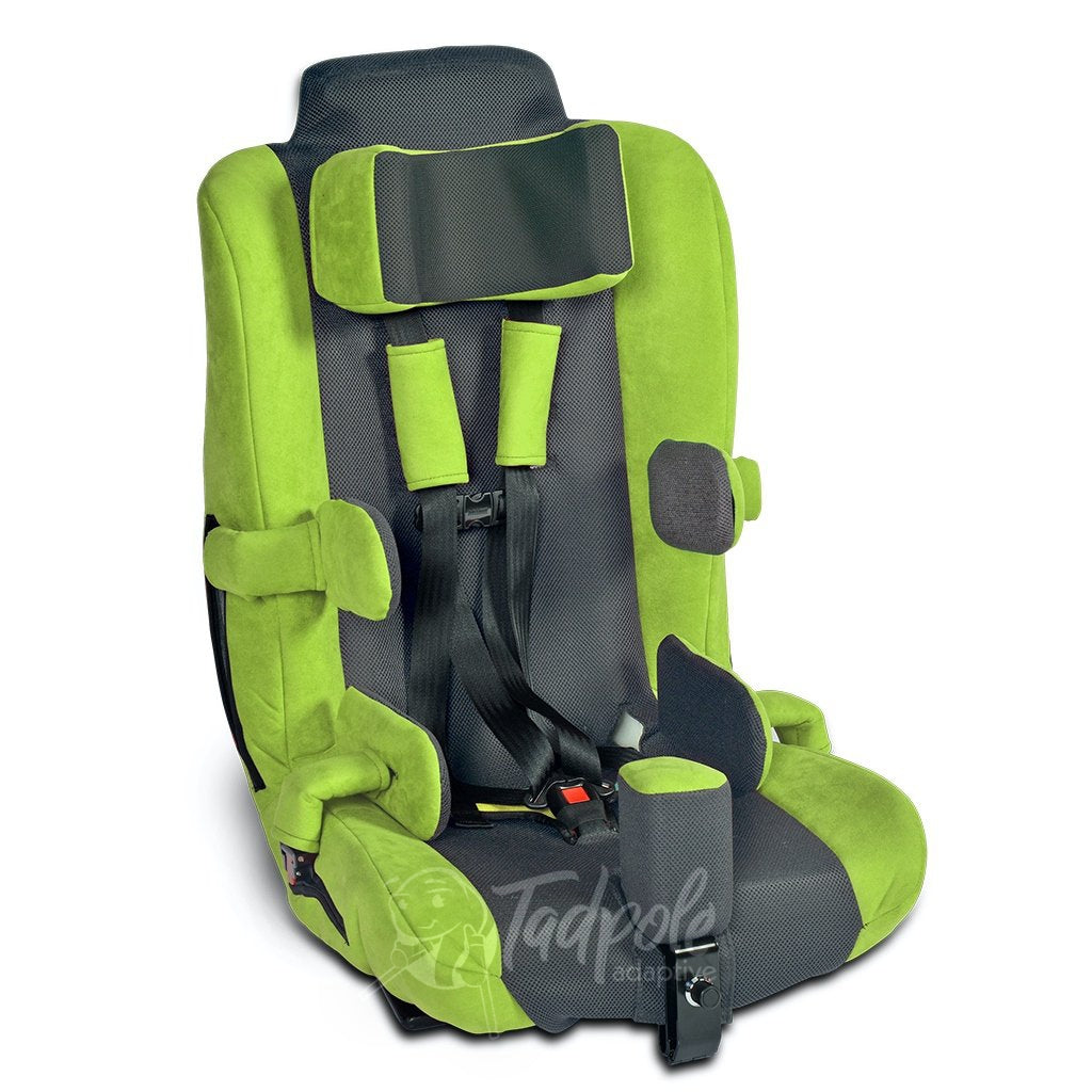Inspired by Drive Spirit Plus Car Seat Go Kart Green
