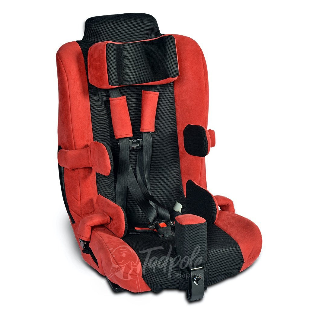 Inspired by Drive Spirit Plus Carseat in Roadster Red