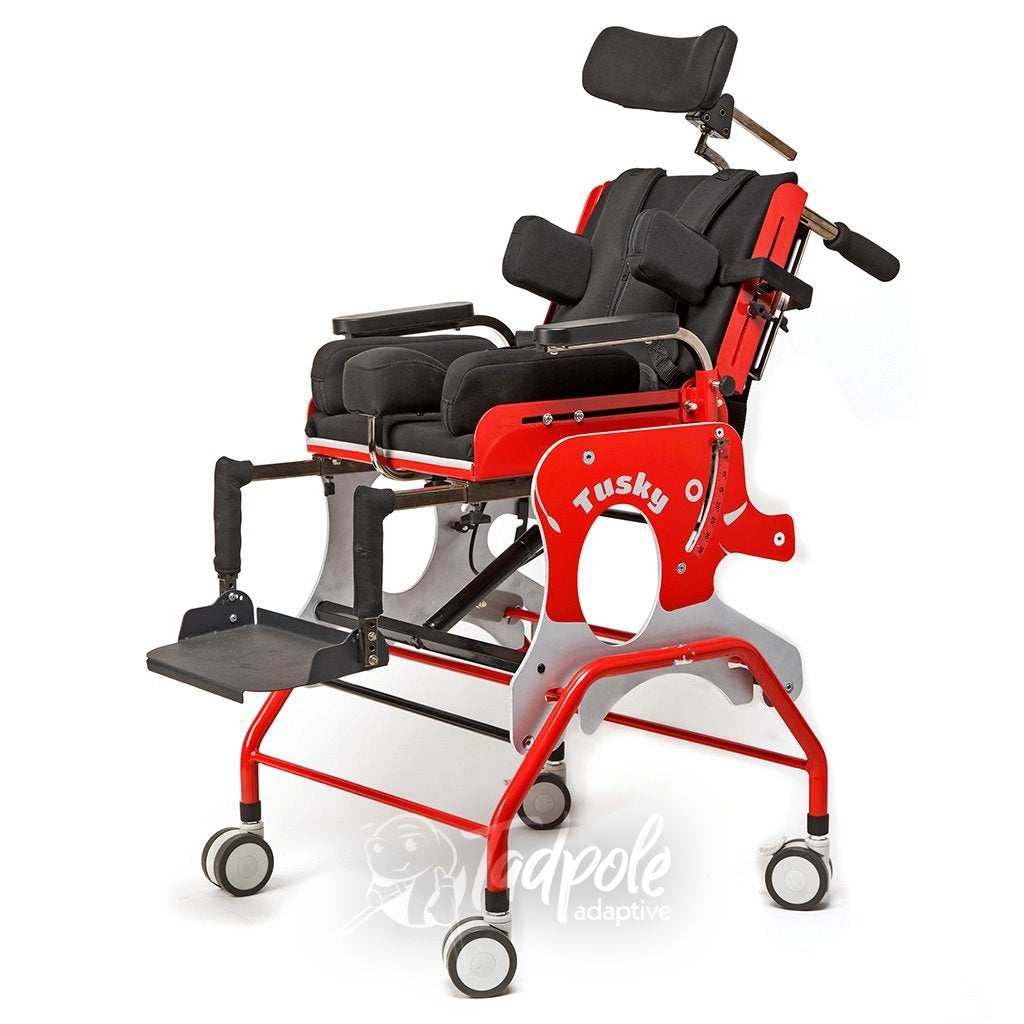 Inspired by Drive Tusky Tilt & Recline Activity Chair with Head Support.