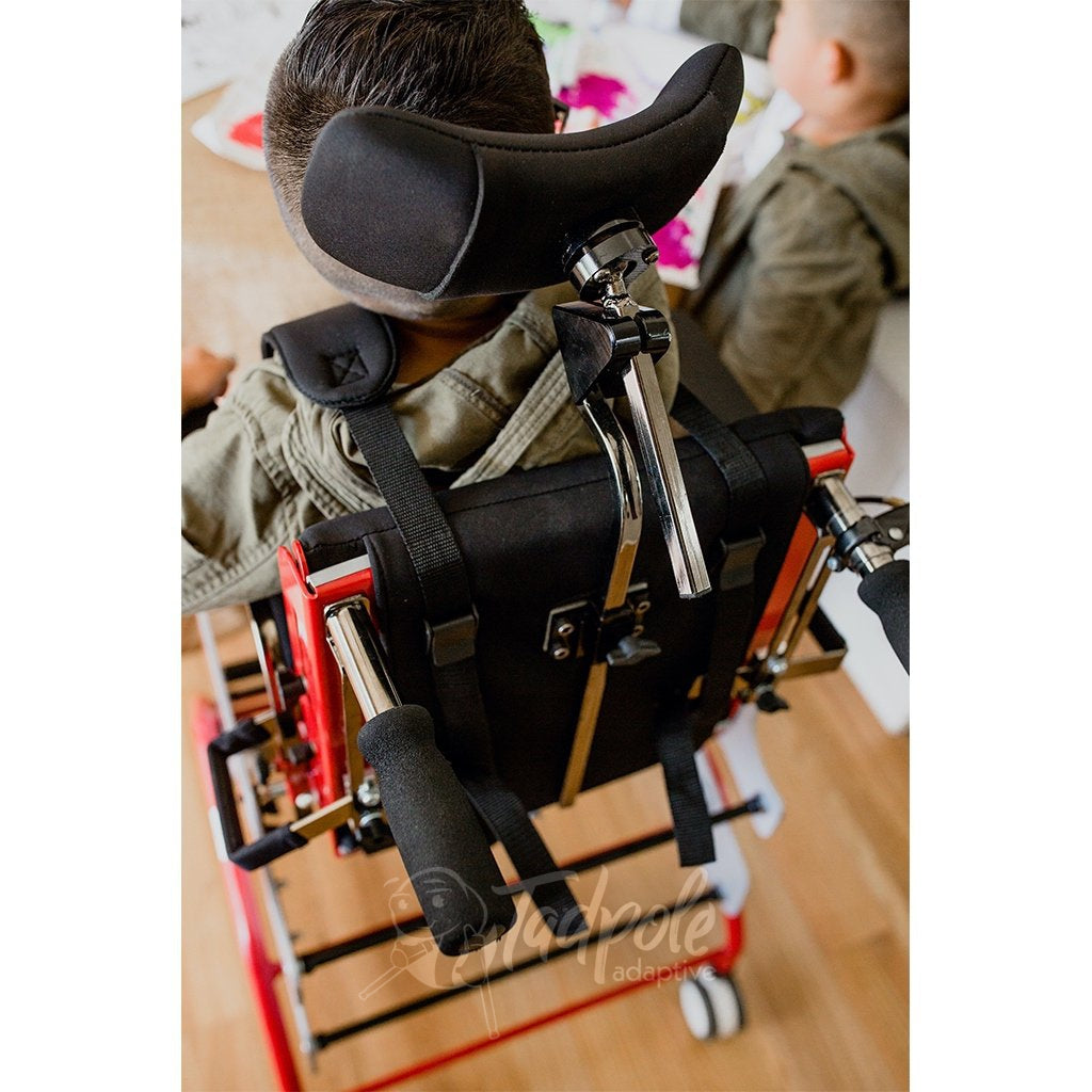 Inspired by Drive Tusky Tilt & Recline Activity Chair Backside view