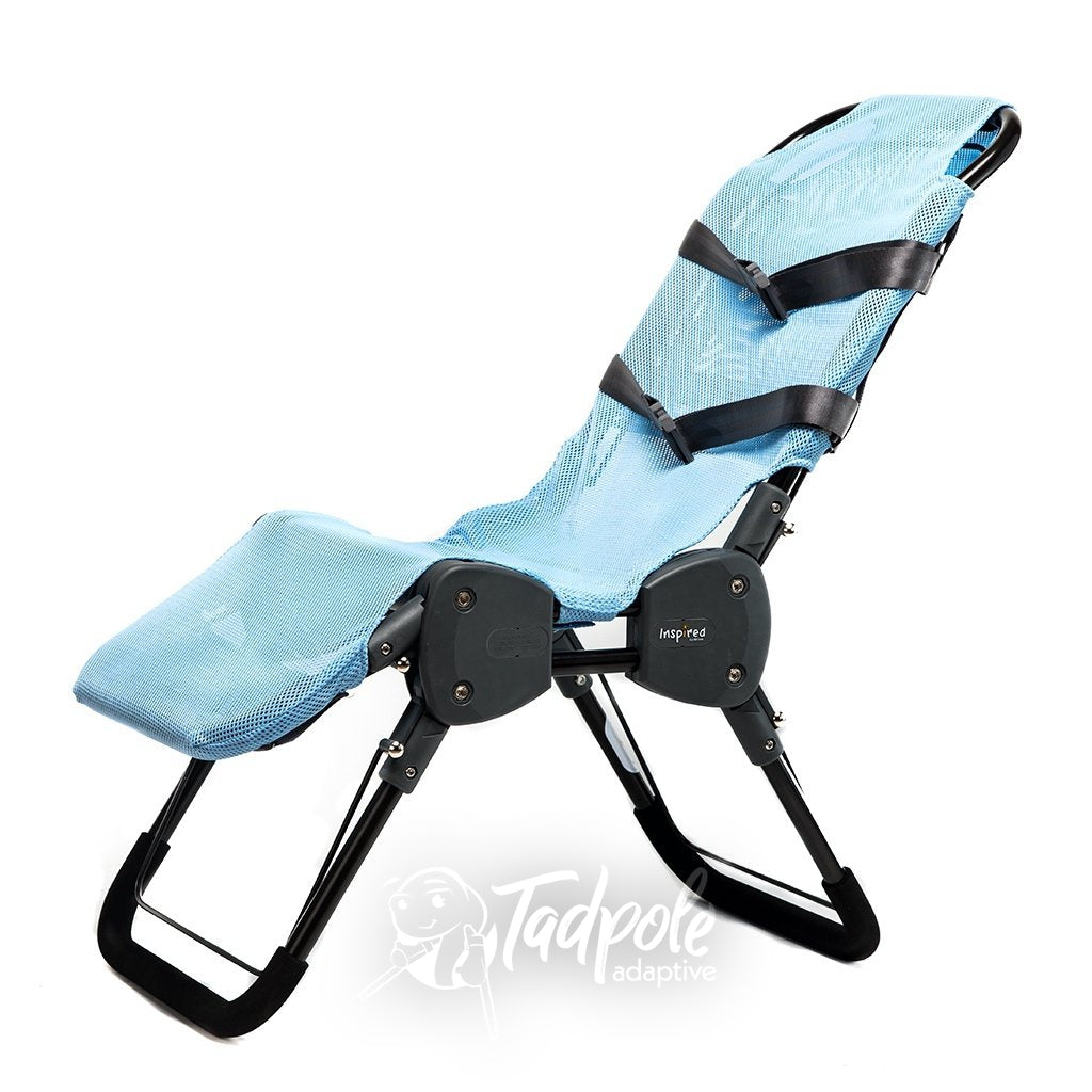 Inspired by Drive Ultima™ Bath Chair Bath Chair in blue, main image.
