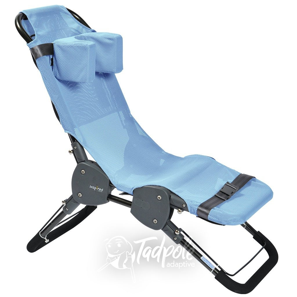 Inspired by Drive Ultima™ Bath Chair Side view