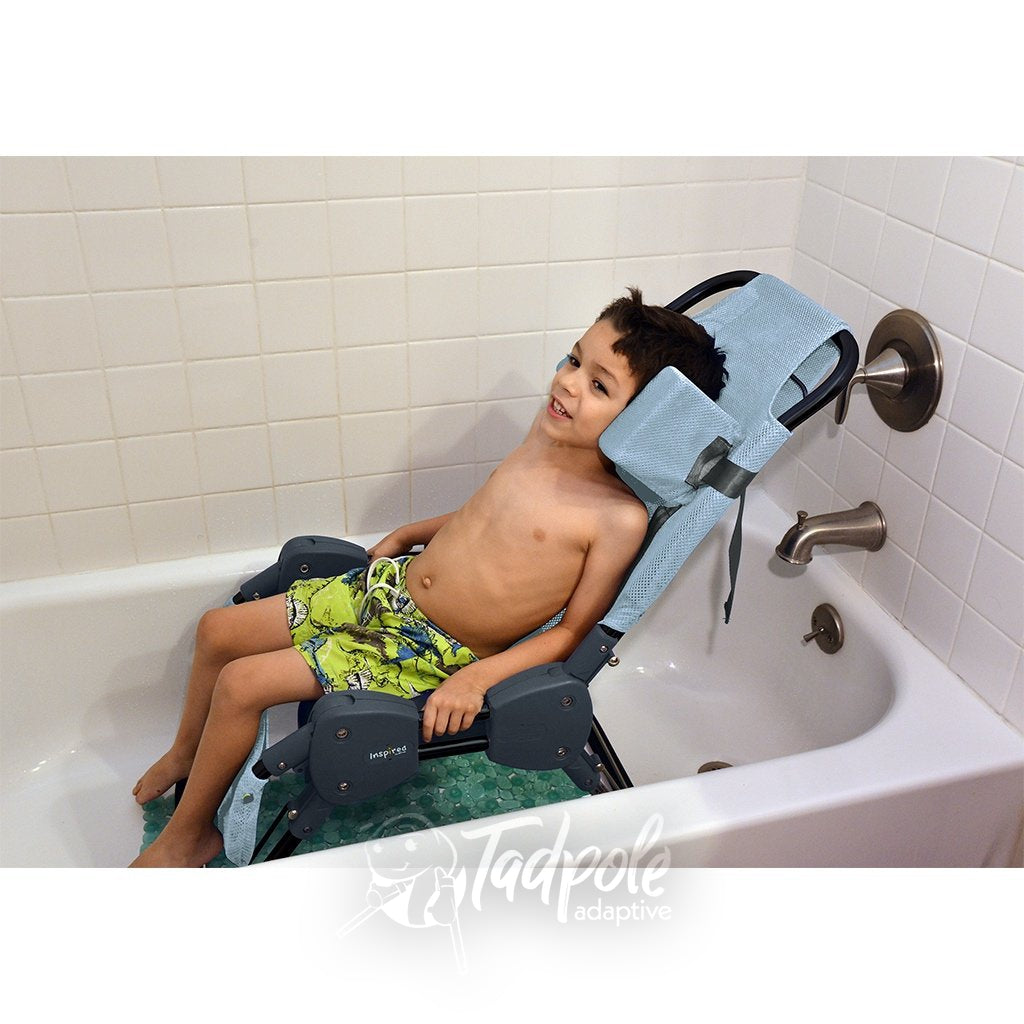 Inspired by Drive Ultima™ Access Bath Chair Kiddo in tub