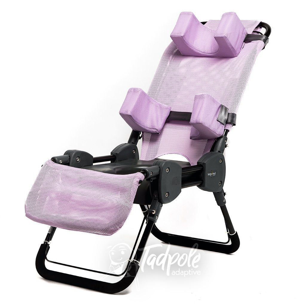 Inspired by Drive Ultima™ Access Bath Chair in Pink