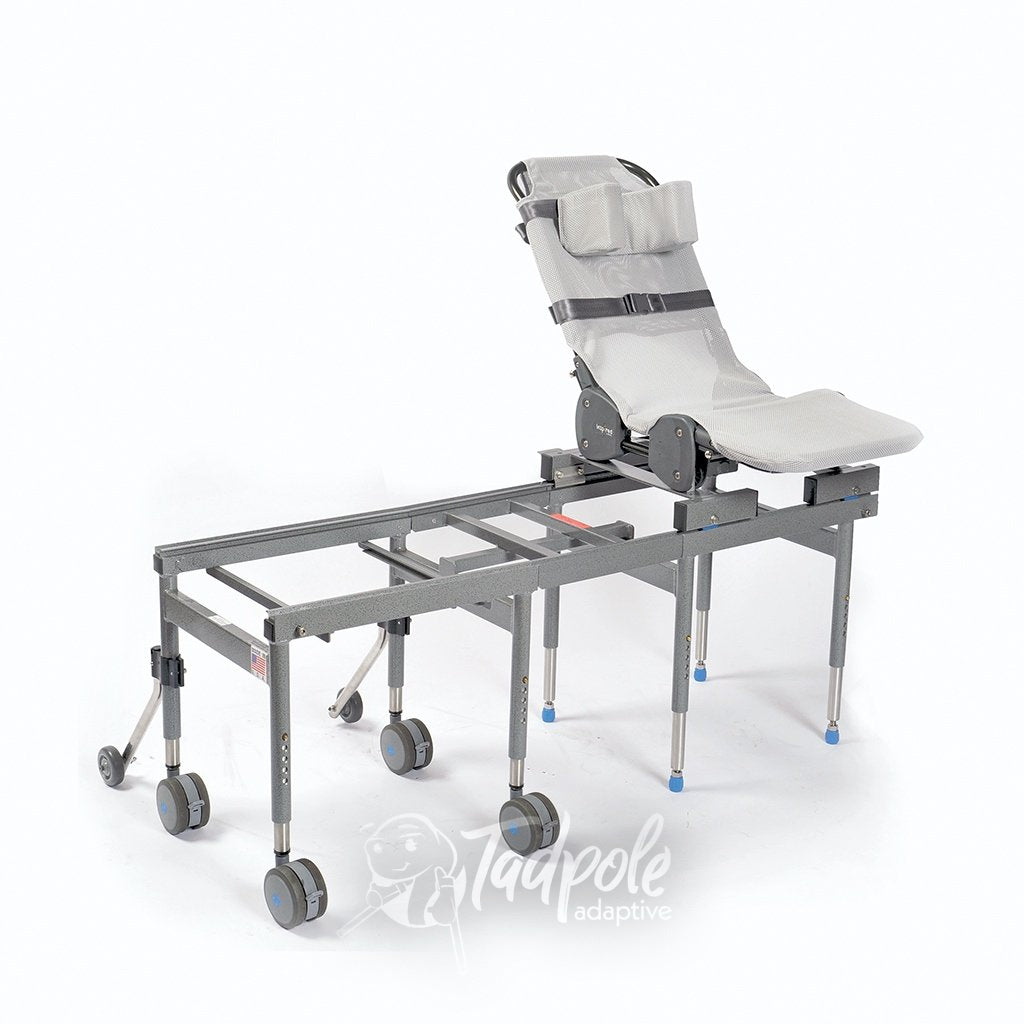 Ultima Bath Transfer with Shuttle in Gray.