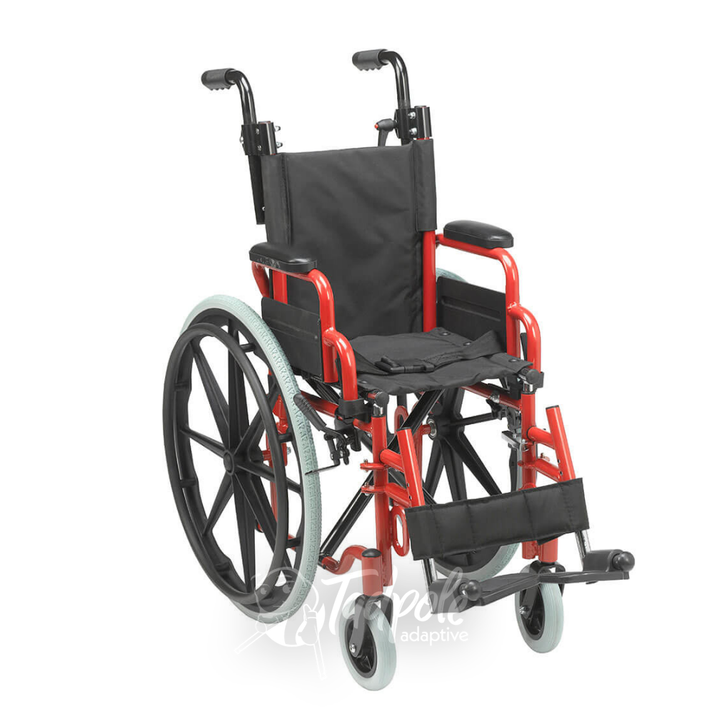 Wallaby Wheelchair in Red.