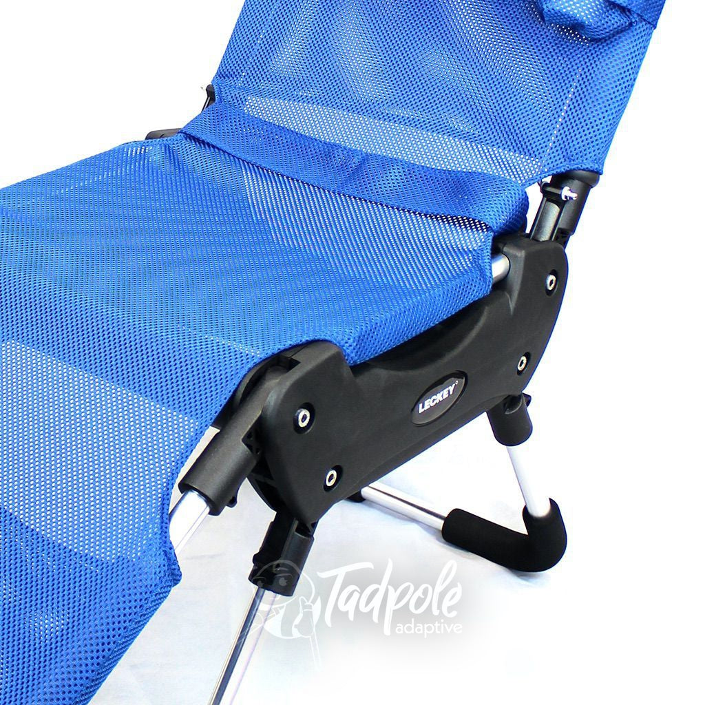 Leckey Advance Pediatric Bath Chair Closeup view
