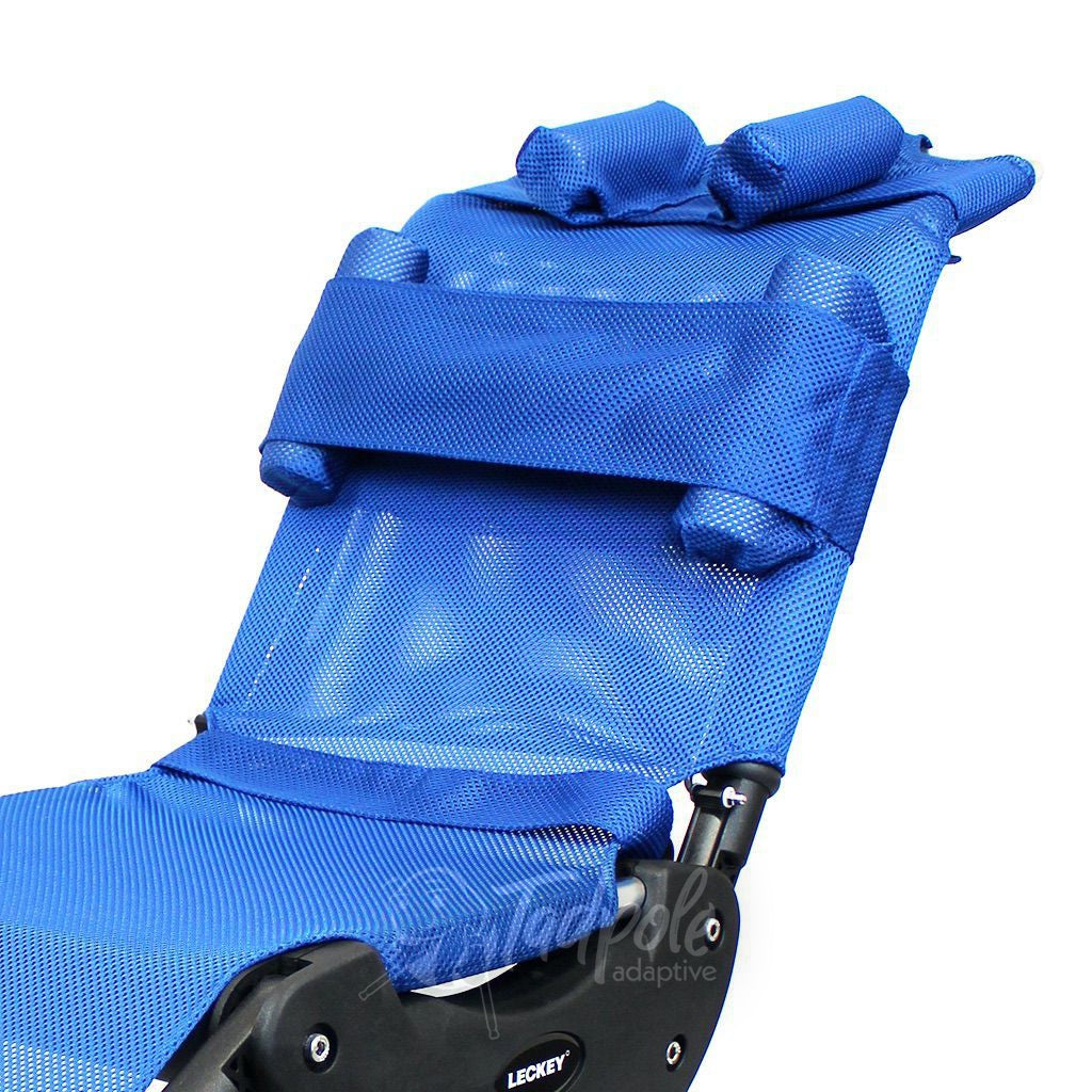 Leckey Advance Pediatric Bath Chair Headrest and Lateral Supports