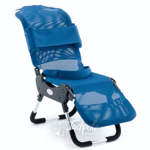 Leckey Advance Pediatric Bath Chair, main image in Blue.