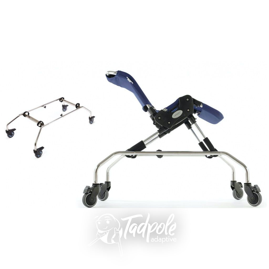 Leckey Advance Pediatric Bath Chair Rolling shower frame