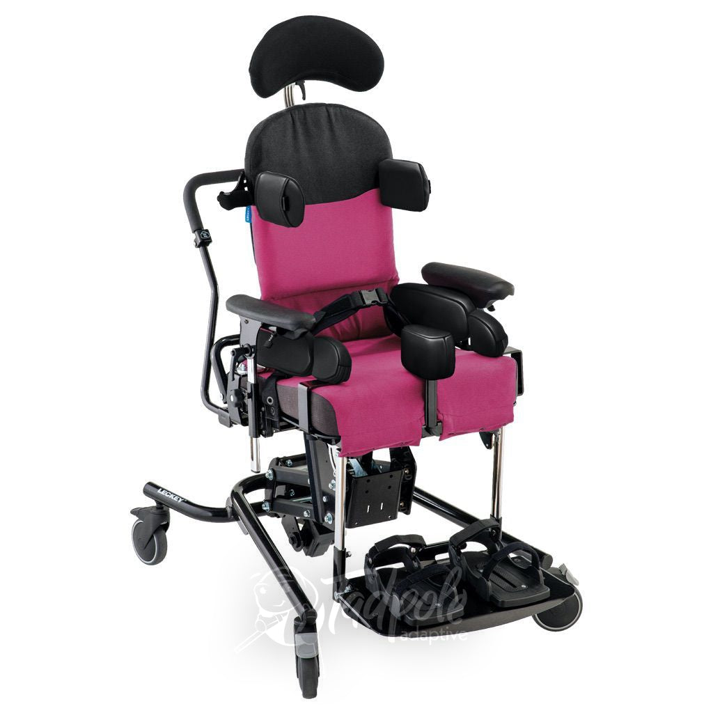 Leckey Everyday Activity Seat in Raspberry.