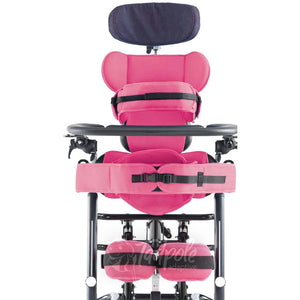 Leckey Mygo Stander, main image in pink.