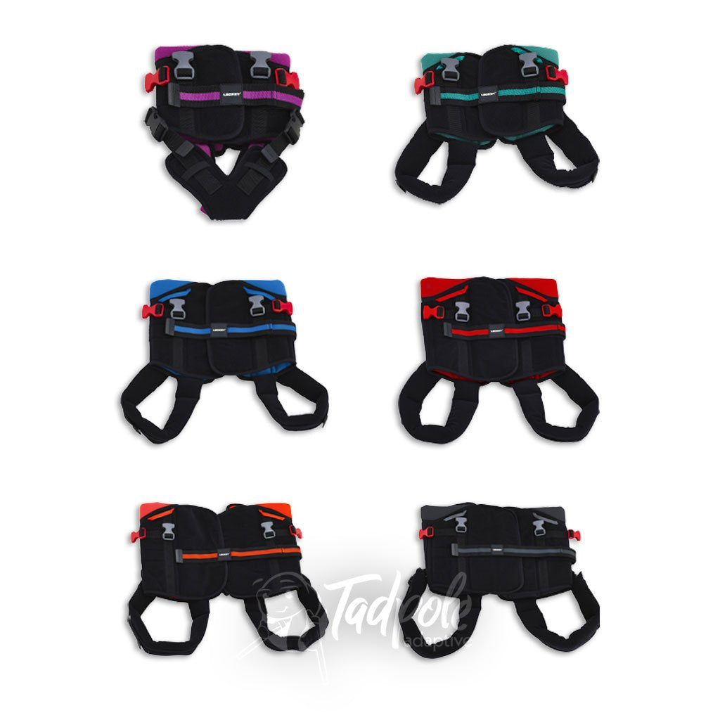 Leckey MyWay 6 harness options