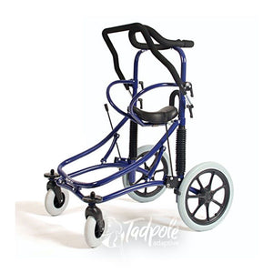 Meywalk 2000 Gait Trainer By Pacific Rehab in Blue, main image